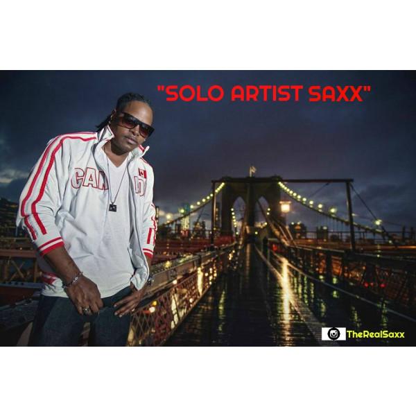 Solo Artist Saxx