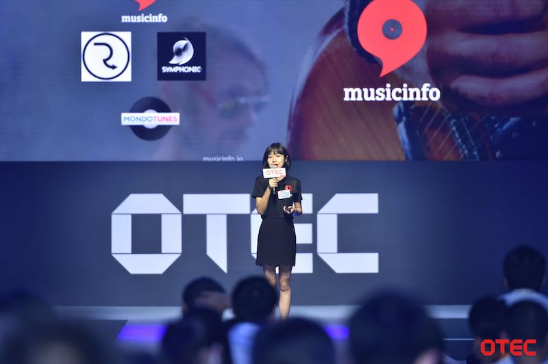 OTEC and Musicinfo